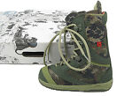 NEW Burton Womens Sapphire Snowboard Boots!  Black or Camo  *Traditional Lace*