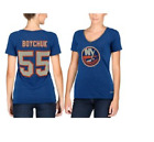 NHL CCM New York Islanders #55 Hockey Shirt New Womens Size SMALL $15.00 USD on eBay