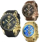 New Mens Watchstar Bellissimo Star 47mm Automatic Open Heart Genuine MOP Watch image