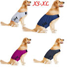 US Pet Dog Calm Jacket  Anti-Anxiety Stress Relief Vest Coat Cotton Soft Costume