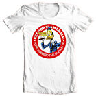 Howard the Duck Presidential Campaign button t-shirt retro vintage marvel comics image