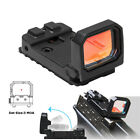Vism Flip Red Dot Reflex Sight for MOS Glock Mounts and Slides Machined to RMR