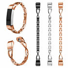 Stainless Steel Replacement Watch Band Bracelet Strap Belt For Fitbit Alta HR