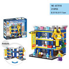 3D Mini City Street Retail Store Educational Model Building Blocks