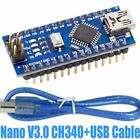 Mini USB Nano V3.0 CH340 Chip Board 5V 16M Micro Controller Board for Arduino