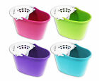 Mop Bucket with Wringer Blue Green Pink or Purple Household Cleaning