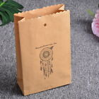 Recyclable Paper Bags Shopping Bags Kraft Paper Party Gift Wrapping  Bags HA