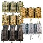 High Speed Gear MOLLE Double Decker TACO Shingle, 3 Rifle/Pistol Mag PouchesTactical, Molle Pouches - 177900