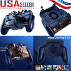 Kyпить PUBG Mobile Phone Game Controller Joystick Cooling Fan Gamepad for IOS Android  на еВаy.соm