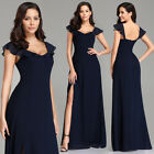 Ever-pretty US Long Bridesmaid Evening Dresses A-line Cocktail Prom Gowns 07737
