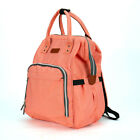 Large Capacity Diaper Backpack Baby Changing Bag Outdoor Handbag for mama