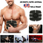 Magic EMS Muscle Training Gear ABS Fitness Body Home Exercise Shape Fitness