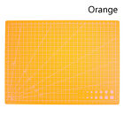 A4 Grid Lines Cutting Mat Craft Card Fabric Leather Paper Board Cutting Plate