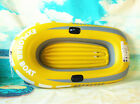 PVC 1/2 Person Fishing Swimming Water Sports Inflatable Boat Rafting Equipment