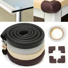 Внешний вид - Baby Child Safety Bumper Protector 2M Edge + 4pcs Table Desk Corners Cushion