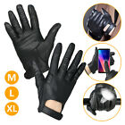 Men Women Cycling Full Finger Gloves Bicycle MTB Bike Motorcycle Touchscreen