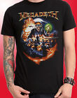 COOLES MEGADETH JUDGEMENT T-SHIRT FÜR ROCKER & EXPERTEN OFF. MERCH.!