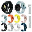 Replacement Soft Silicone Band Strap Bracelet For Samsung Galaxy Watch Active image