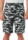 KingSize Men's Big & Tall Lightweight Cargo Shorts