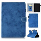 Flip Leather Rugged Stand Wallet Case Cover For Amazon Kindle Paperwhite 1 2 3