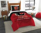 Flames Official National Hockey League, Bedding, draft Twin Printed Comforter $72.89 USD on eBay