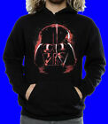 OFFIZIELLER STAR WARS MEN/HERREN DARTH VADER HELMET HOODIE!