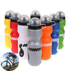 750ml outdoors hiking bike bicycle cycling drink jug water bottle w/ dust qn