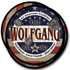Wolfgang Family Name Drink Coasters - 4pcs - Wine Beer Coffee & Bar Designs