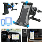 "Universal Car Mount Air Vent Holder Stand Cradle for 4-10.5"" Phone/Tablet/Switch"