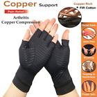 Copper Compression Arthritis Gloves Fit Carpal Tunnel Joint Pain for Men Women $10.99 USD on eBay