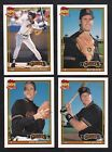 1991 TOPPS TRADED TEAM SETS - U Pick LOW PRICES  ROOKIES USA BAGWELL RODRIGUEZ