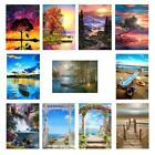 5D DIY Full Drill Diamond Painting Fantasy View Cross Stitch Embroidery Kit Home