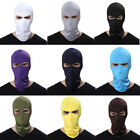 Unisex Outdoor Cycling Lycra Balaclava Hat Ultra Thin Full Face Mask UV Protect