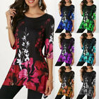 Kyпить Women Fashion Half Sleeve Floral Printed Women Blouse Casual Top Summer Tops на еВаy.соm