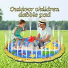 Baby Water Mat Variety Of Kids Fun Activity Play Center Suitable Age 3 Months&up