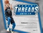 2018-19 Panini Threads NBA Basketball Insert Cards Pick From List (All Versions)