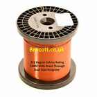 10kgs ENAMELLED COPPER WIRE 0.25mm To 2.50mm, MAGNET WIRE SPOOLS, FREE POST UK