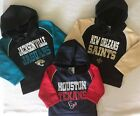NFL Infant Toddler Hoodie Houston Texans Jacksonville Jaguars New Orleans Saints