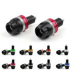 "New 7/8"" 22mm Motorcycle Anti Vibration Handle Bar End Plug Grip Ends Caps U-S $13.19 USD on eBay"