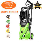 3600PSI 212CC Gas Pressure Washer, 2.8GPM Gas Powered Power Washer Multi Pattern