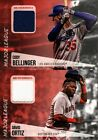2019 TOPPS SERIES 2 MAJOR LEAGUE MATERIALS JERSEY RELIC SP SINGLES - YOU PICK