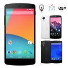 Lg Google Nexus 5 D821 16gb Factory Unlocked Android Smart Phone New & Sealed Uk