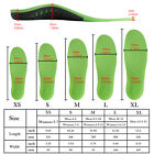 Orthotic Insoles Flat Feet Foot High Arch Support Plantar Fasciitis Inserts Pads <br/> ♻ Blood Circulation 👣 Pain Relief ✅ Plantar Fasciitis