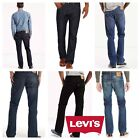 Levis 527 New Mens Slim Fit Boot Cut Levi's Bootcut Jeans