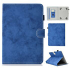 Painting Leather Universal Tablet Case Cover For Samsung Tab A E S2 7 8 10 Inch