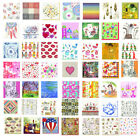 Pictoral Image napkins 4 individual napkins ideal for decoupage