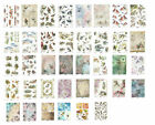 Rice Paper for Decoupage Scrapbook Craft A4 sheet BIRDS