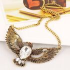 New Jewelry Eagle Wing Ethnic Style Big Bird Pendant Necklace Fashion Women 2019