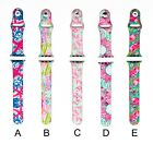 LILLY PULITZER INSPIRED APPLE WATCH BAND NEW 2019 LADIES 38mm & 42mm  image