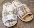 100% Cotton Slippers Made in Korea High Quality Cotton 5 Colors Unisex Slippers